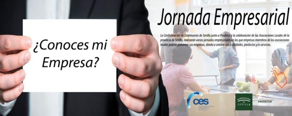 Jornadas empresariales de la Confederación de Empresarios de Sevilla